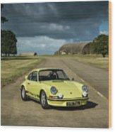 1973 Porsche 2.7 Rs Wood Print