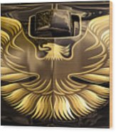 1979 Pontiac Trans Am  Wood Print