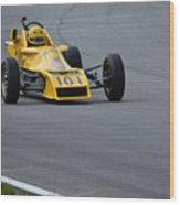 1980 Van Diemen Rf80 Wood Print