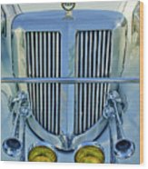 1985 Tiffany Coupe Grille Wood Print
