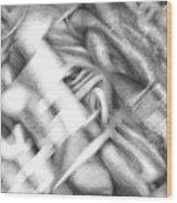 1990 2 Wood Print