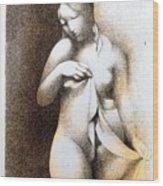 19925 Manuel Ruiz Pipo Wood Print