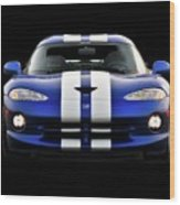 1995 Dodge Viper Coupe II Wood Print