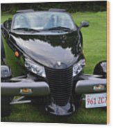 1999 Plymouth Prowler Wood Print