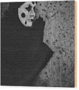 1999 Venice Portrait #06 Wood Print
