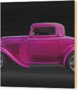 1932 Ford Hot Rod Wood Print