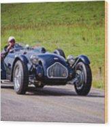 1950 Allard J2 Roadster Wood Print