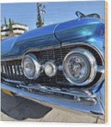 1959 Oldsmobile Dynamic 88 Wood Print