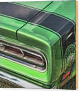 1969 Dodge Coronet Super Bee Wood Print