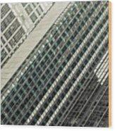 6th Avenue Wood Print