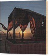 Amazing Tankwa Sunset Wood Print