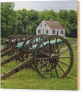 Antietam Battlefield National Park  Wood Print