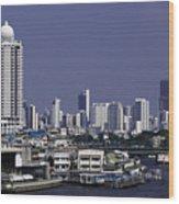 Bangkok Thailand Wood Print