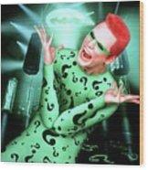 Batman Forever 1995  Wood Print