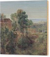 Bernard Walter Evans Wood Print