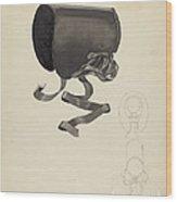 Bonnet Wood Print