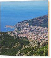 Budva, Montenegro  Wood Print