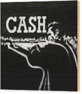 Cash Wood Print