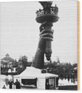 Centennial Fair, 1876 Wood Print