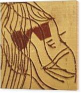 Changes - Tile Wood Print