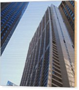 Chase Tower Chicago  Wood Print
