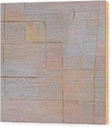 Clarification Wood Print