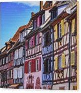Colmar - France Wood Print