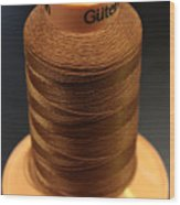 Cottons Threads Wood Print