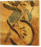 Dance - Tile Wood Print