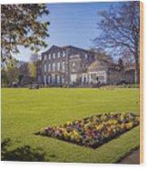 Dewsbury Museum Wood Print