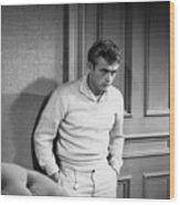 East Of Eden, James Dean, 1955 Wood Print