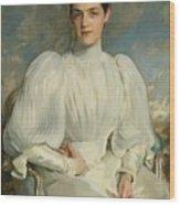 Elsie Wagg Wood Print