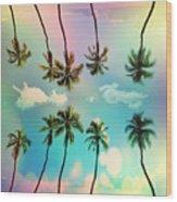 Florida Wood Print