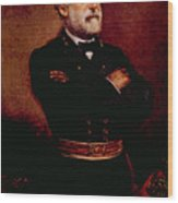 General Robert E. Lee 1807-1870 Wood Print