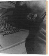 George Gershwin, American Composer Wood Print