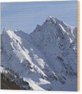 Gore Mountain Range Colorado Wood Print
