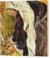 Harvest Time Wood Print