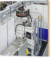 Hfir, Imagine Diffractometer Wood Print