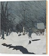 Horace Pippin Wood Print