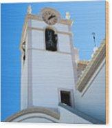 Igreja De Sao Lourenco Dos Matos Wood Print