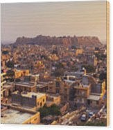 Jaisalmer - India Wood Print