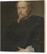 Johannes Baptista Franck Wood Print