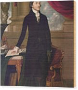 John Jay (1745-1829) Wood Print by Granger