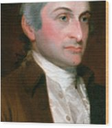 John Jay, American Founding Father Wood Print