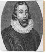 John Winthrop (1588-1649) Wood Print