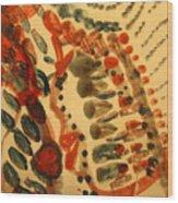 Joy - Tile Wood Print