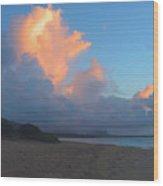 Kauai Dawn Wood Print