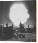 Korean War, 1952 Wood Print
