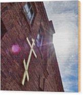 Lappeenranta Fortress Orthodox Church Wood Print