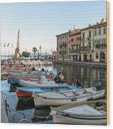 Lazise - Italy Wood Print